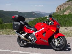 Scott's 2001 VFR 800, No frills and pretty much stock